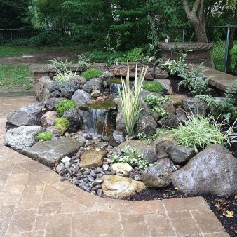 Creative Rock Garden Ideas For Your Backyard17