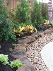 Creative Rock Garden Ideas For Your Backyard21