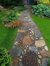 Creative Rock Garden Ideas For Your Backyard30