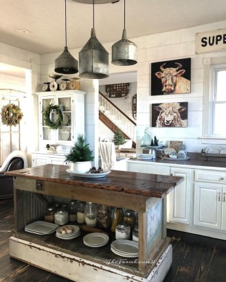 Easy Kitchen Cabinet Painting Ideas06
