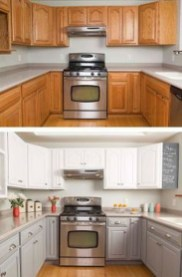 Easy Kitchen Cabinet Painting Ideas12