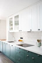 Easy Kitchen Cabinet Painting Ideas24