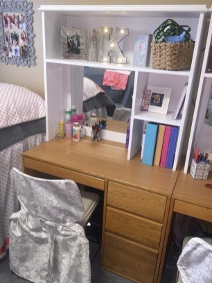 Efficient Dorm Room Organization Ideas That Inspire08