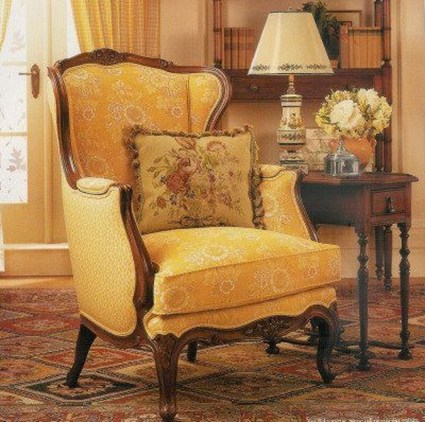 Elegant French Design Chairs Ideas08