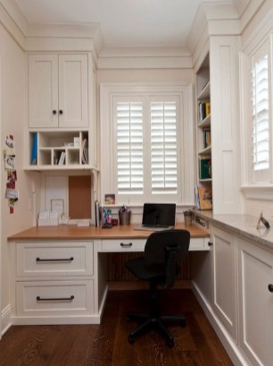 Fabulous Office Furniture For Small Spaces28
