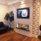 Impressive Living Room Ideas With Fireplace And Tv07