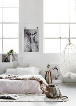 Inspiring Scandinavian Bedroom Design Ideas28