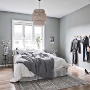 Inspiring Scandinavian Bedroom Design Ideas37