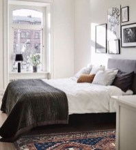 Awesome Modern Scandinavian Bedroom Design And Decor Ideas02