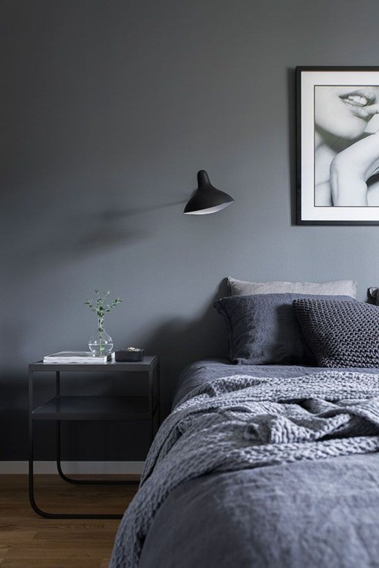 Awesome Modern Scandinavian Bedroom Design And Decor Ideas29