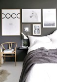 Awesome Modern Scandinavian Bedroom Design And Decor Ideas41