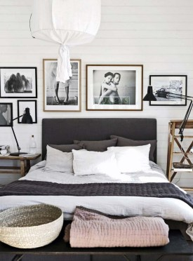 Awesome Modern Scandinavian Bedroom Design And Decor Ideas42