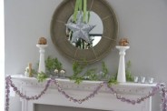 Best Ways To Decorate Your Circle Mirror With Garland02