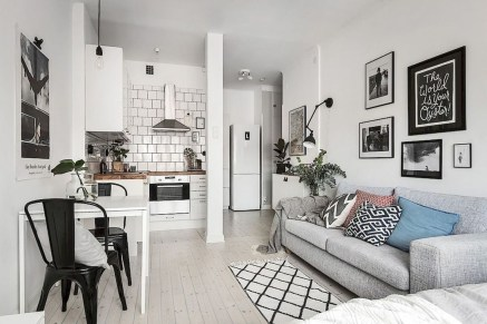 Cool Small Apartment Kitchen Ideas25