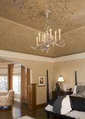 Fascinating Flying Crown Molding Ideas33