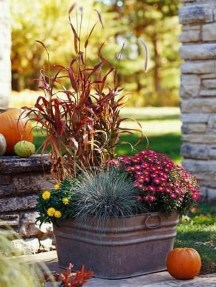 Gorgeous Outdoor Design Ideas For Fall05