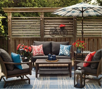 Modern Fresh Backyard Patio Ideas06