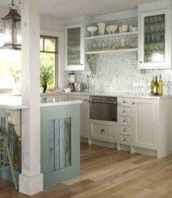 Popular Summer Kitchen Backsplash Ideas27