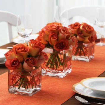 Unique Fall Wedding Decor On A Budget32