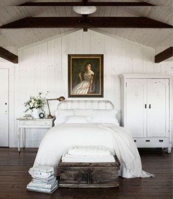 Amazing Farmhouse Style For Cozy Bedroom Decorating Ideas08