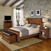 Amazing Farmhouse Style For Cozy Bedroom Decorating Ideas22