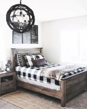 Amazing Farmhouse Style For Cozy Bedroom Decorating Ideas28