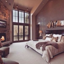Cozy Master Bedroom Decorating Ideas10