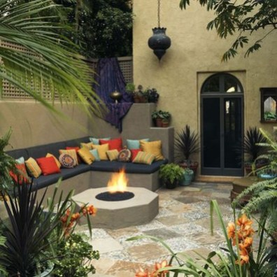 Fascinating Backyard Patio Design And Decor Ideas02