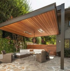 Fascinating Backyard Patio Design And Decor Ideas15