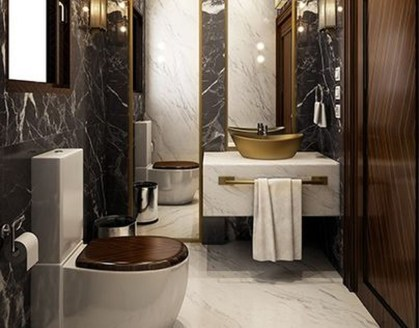 Inspiring Master Bathroom Decor And Design Ideas03