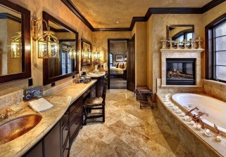 Inspiring Master Bathroom Decor And Design Ideas05
