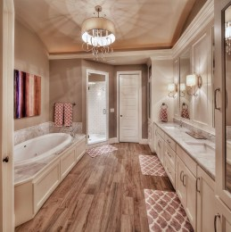 Inspiring Master Bathroom Decor And Design Ideas11