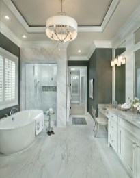 Inspiring Master Bathroom Decor And Design Ideas13