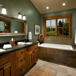 Inspiring Master Bathroom Decor And Design Ideas29