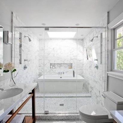 Inspiring Master Bathroom Decor And Design Ideas34