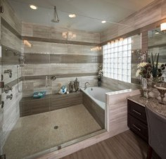 Inspiring Master Bathroom Decor And Design Ideas41