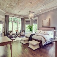 Marvelous Farmhouse Bedroom For Your House Design Ideas05
