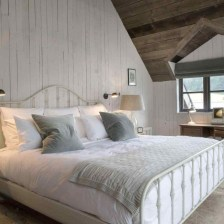 Marvelous Farmhouse Bedroom For Your House Design Ideas19