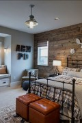 Marvelous Farmhouse Bedroom For Your House Design Ideas35