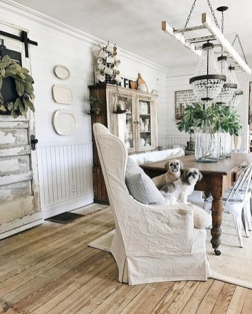 Perfect Farmhouse Dining Room Makeover Ideas20