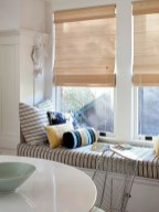 Stunning Window Seat Ideas With Padded Seat And Storage Below21
