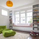 Stunning Window Seat Ideas With Padded Seat And Storage Below44