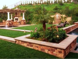 Stylish Backyard Landscaping Ideas For Your Dream House07