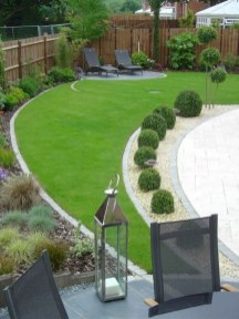 Stylish Backyard Landscaping Ideas For Your Dream House29
