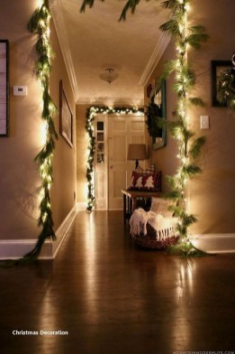Adorable Christmas Decorations Apartment Ideas06