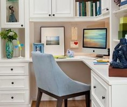 Comfy Home Office Design Ideas For Small Apartment02