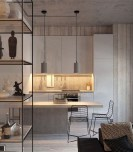 Cozy Small Modern Kitchen Design Ideas35