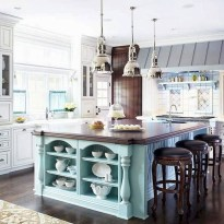 Flawless French Country Style Kitchen Decor Ideas07