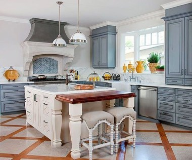 Flawless French Country Style Kitchen Decor Ideas12