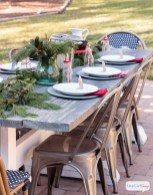 Inexpensive Diy Outdoor Winter Table Decoration Ideas37